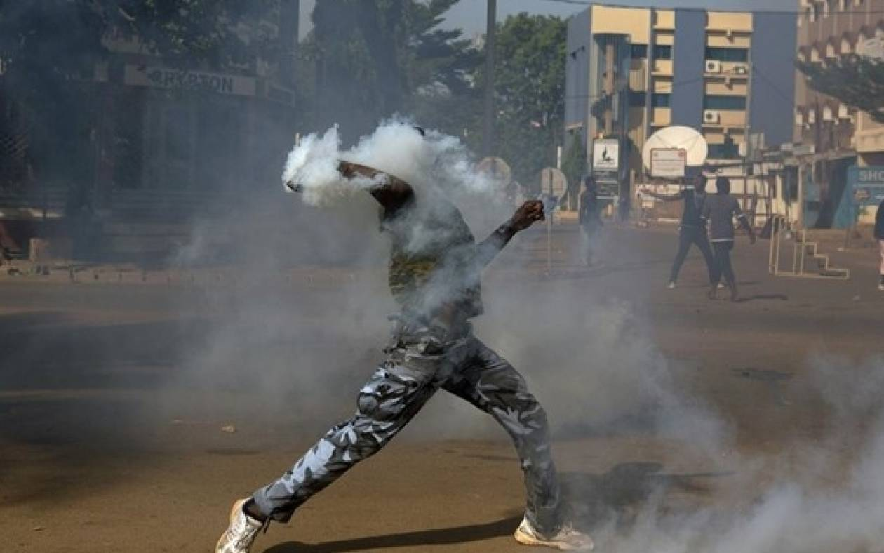 Μπουρκίνα Φάσο: Συνομιλίες για δημιουργία μεταβατικής κυβέρνησης