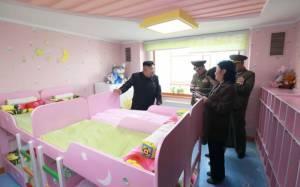 Κάτι δεν πάει καλά με την εικόνα του Κιμ Γιονγκ Ουν