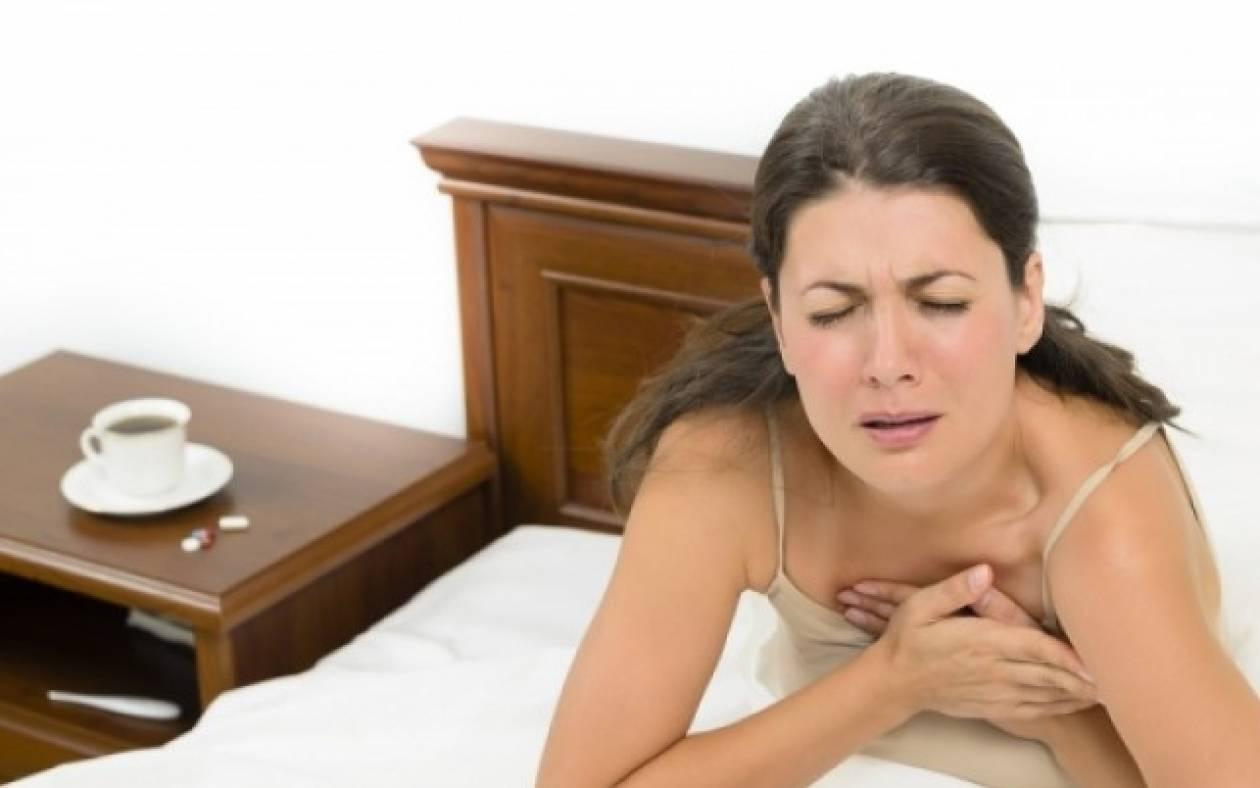 Μεγαλύτερες οι επιπτώσεις του άγχους στη γυναικεία καρδιά