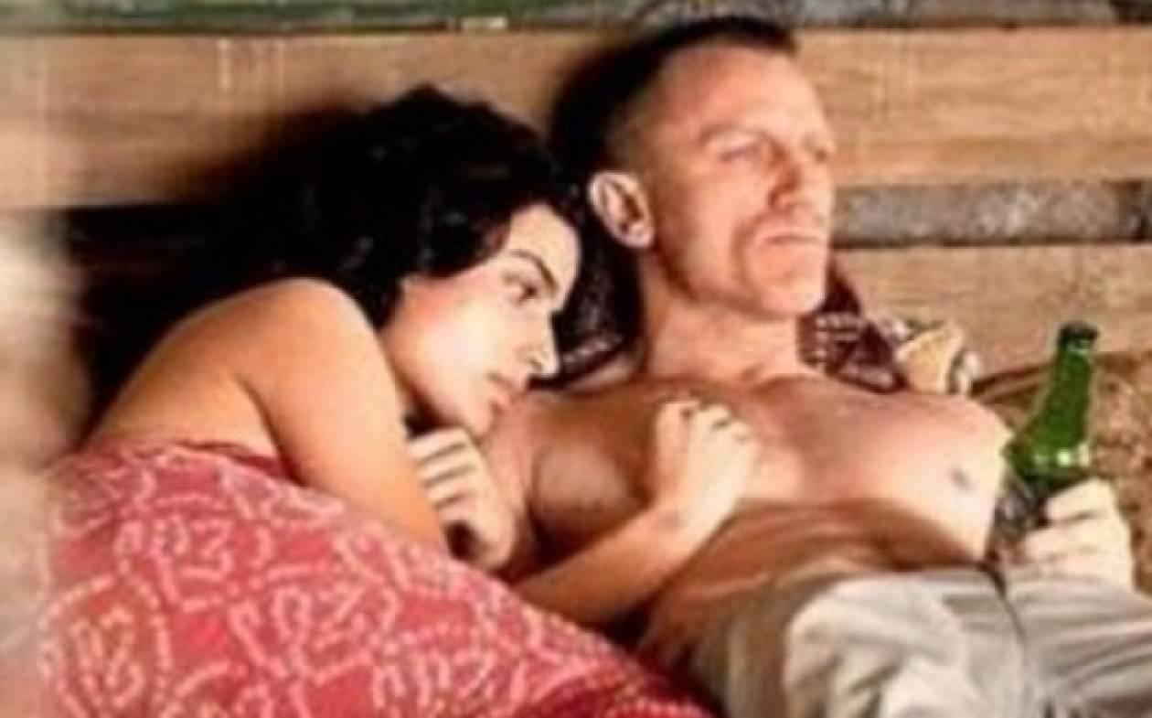 Πόσα πήρε η Τόνια Σωτηροπούλου για την ταινία James Bond;