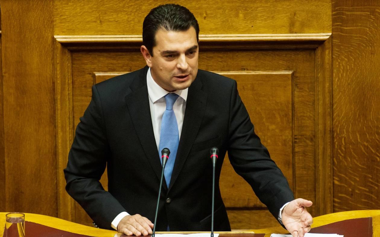 Κώστας Σκρέκας: Ποιος είναι ο νέος υπουργός Ανάπτυξης