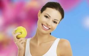 Δίαιτα για αστραφτερό χαμόγελο
