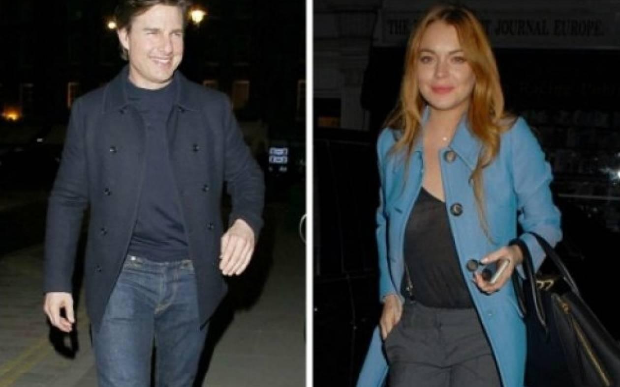 Τι δηλώνει η Lindsay Lohan για το ειδύλλιο με τον Tom Cruise