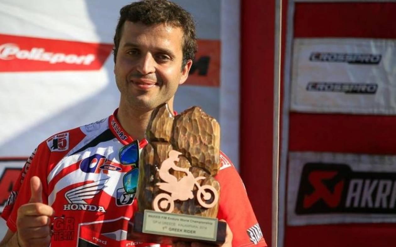 Παν.Πρωτ. Enduro: Για 11η φορά πρωταθλητής ο Β.Σιαφαρίκας