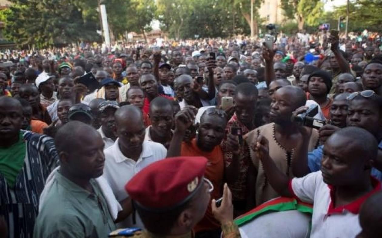 Μπουρκίνα Φάσο: Παραιτήθηκε ο πρόεδρος Κομπαορέ