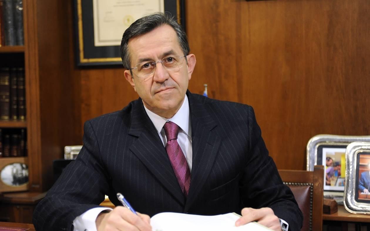 Απειλές εναντίον του καταγγέλλει ο Ν. Νικολόπουλος