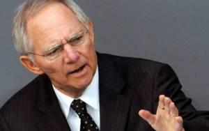 Σόιμπλε: Η κατάσταση στην Ευρώπη επιδεινώνεται όσον αφορά την εμπιστοσύνη