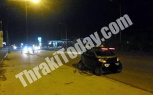 Νεκρός σε τροχαίο ποδηλάτης στην Ξάνθη