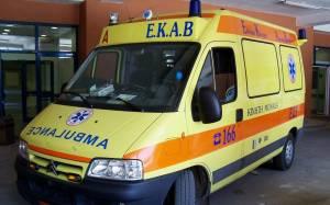 Θύμα τροχαίου στη Σάμο μεταφέρθηκε σε καρότσα αγροτικού