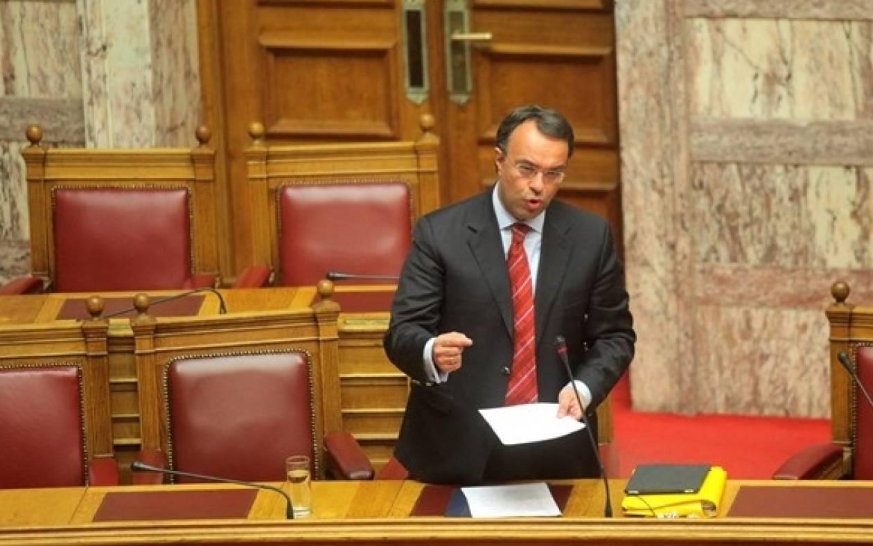 Σταϊκούρας: Πρωτόγνωρη δημοσιονομική προσαρμογή της χώρας