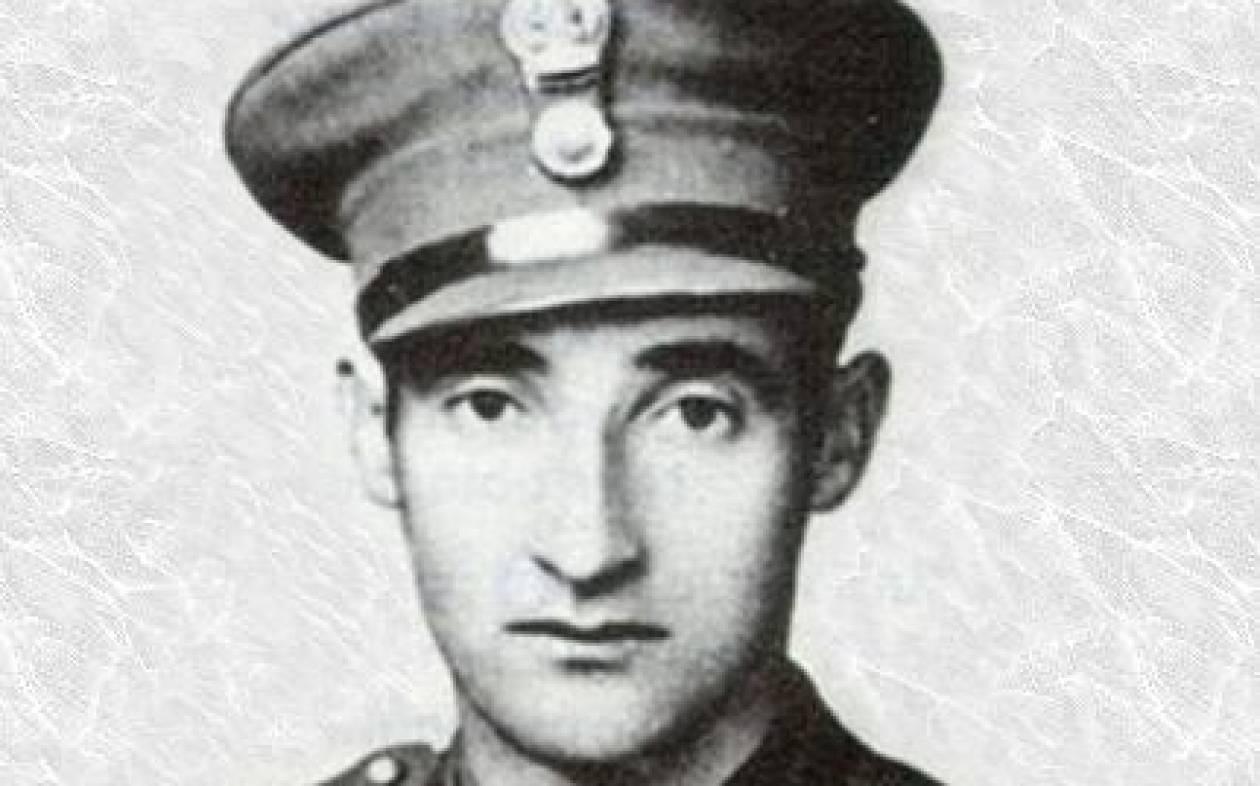 Αλέξανδρος Διάκος:  Ο πρώτος νεκρός αξιωματικός του ελληνοϊταλικού πολέμου