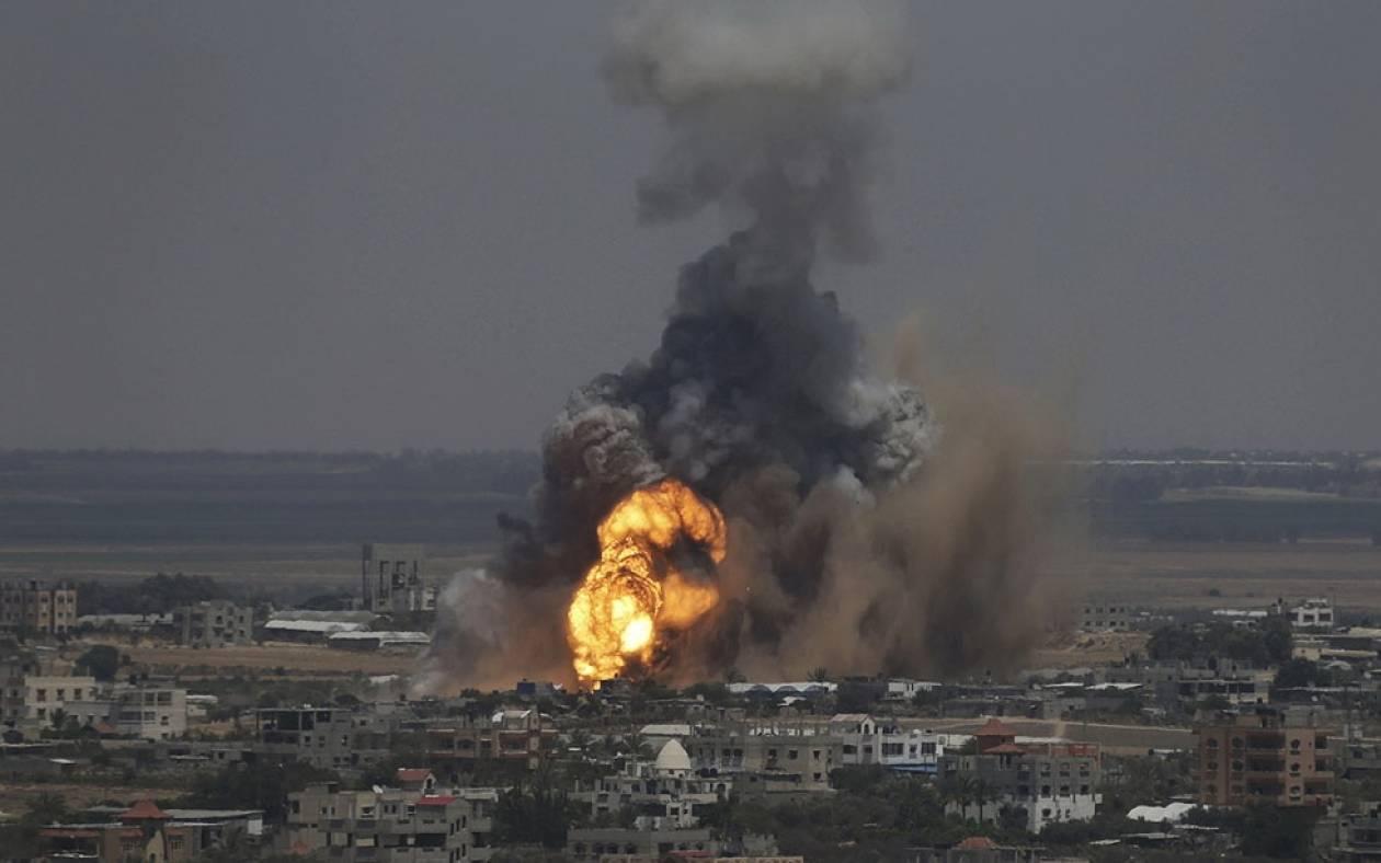 Ρουκέτα που εκτοξεύτηκε από τη Λωρίδα της Γάζας έπληξε το νότιο Ισραήλ