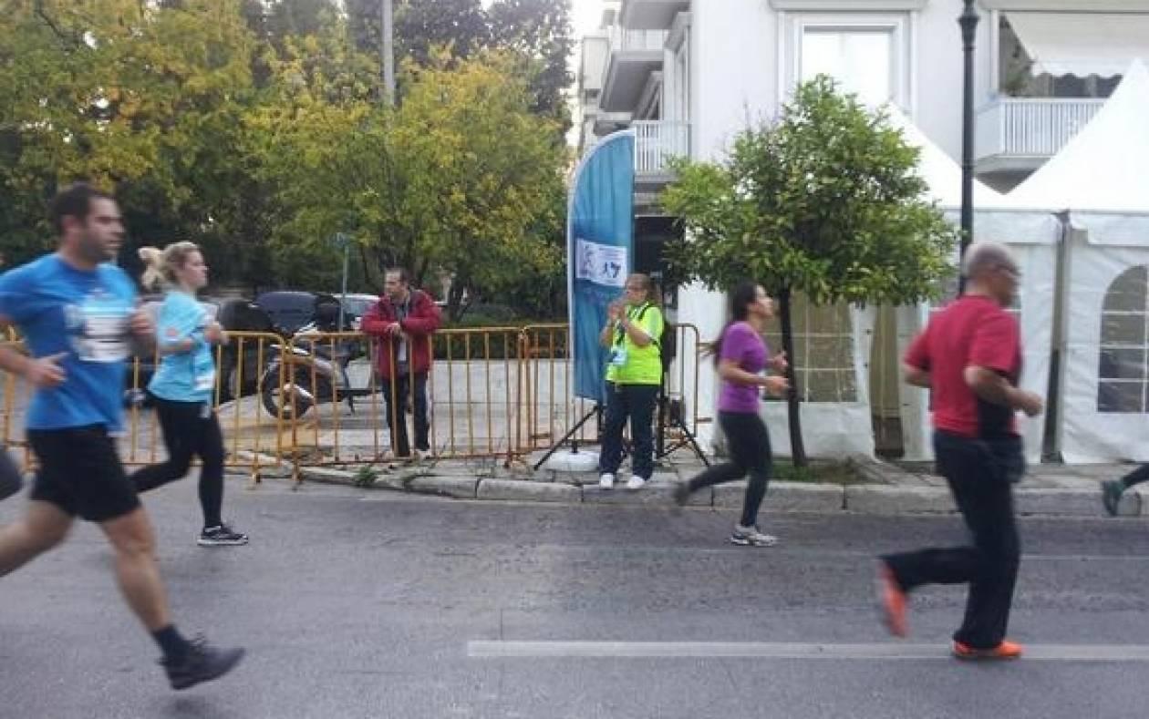 Μαραθώνιος 2014: Γκελαούζος και Καρακατσάνη στα 10 χλμ.