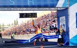 Μαραθώνιος 2014: Νικητής ο Φέλιξ Kάντι με ρεκόρ (pics)
