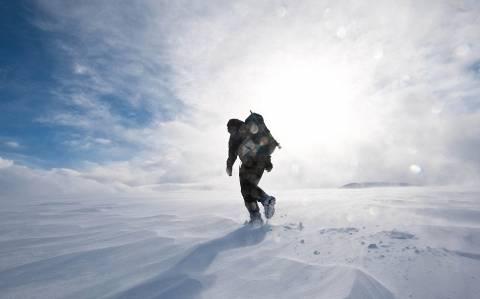 Περιπλάνηση στα χιονισμένα Highlands