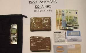 Συνελήφθη Αλβανός για διακίνηση κοκαΐνης στη Ρόδο