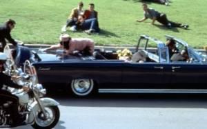 Ο Τζον Φιτζέραλντ Κένεντι δολοφονείται στο Ντάλας
