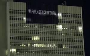 Ακτιβιστές για την απελευθέρωση του WiFi