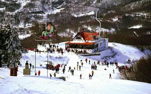Πήλιο: Έτοιμο να υποδεχτεί τους επισκέπτες το χιονοδρομικό