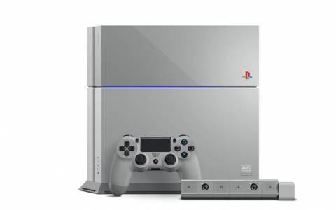 Η Sony γιορτάζει τα 20 χρόνια του PlayStation