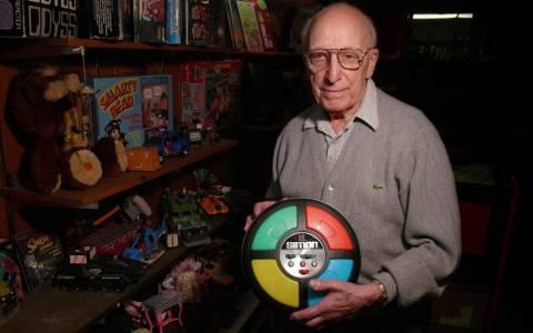 Απεβίωσε ο «πατέρας» των video games