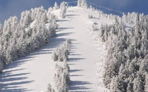 Ανοίγει το χιονοδρομικό στο Μαίναλο