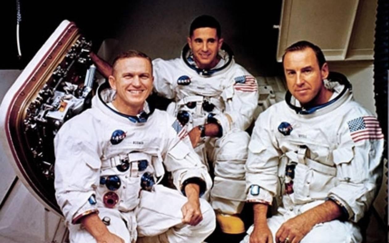 Το 1968 εκτοξεύεται το Apollo 8