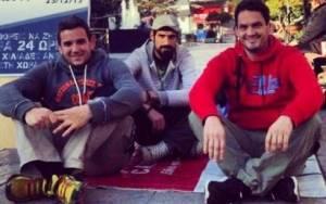Λαμία: Γίνονται «άστεγοι» για φιλανθρωπικό σκοπό