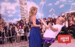 Ο Μάρκος Σεφερλής χορεύει… τσιφτετέλι!