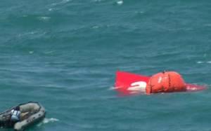 AirAsia: Ανασύρθηκε από τη θάλασσα η ουρά του αεροσκάφους