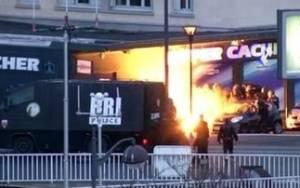 Γαλλία: Μπήκαν στο ψυγείο για να σωθούν