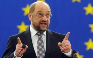 Σουλτς: «Στο Άουσβιτς συνέβη το αδιανόητο»