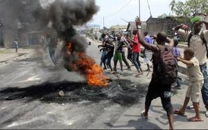 Χάος στο Κονγκό