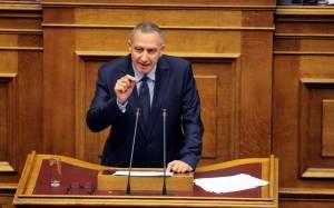 Βουλευτικές εκλογές 2015: Στιγμές χαλάρωσης για τον Μιχελάκη