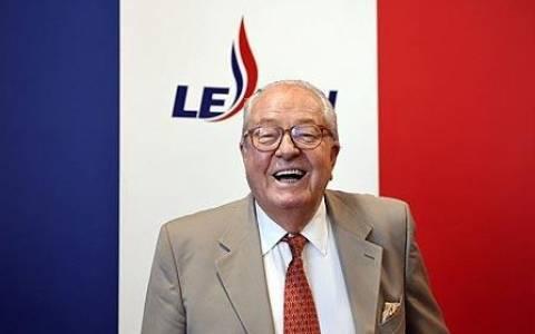 Αποτελέσματα Εκλογών 2015 - Χαιρέτισε τη νίκη Τσίπρα ο Ζαν Μαρί Λεπέν