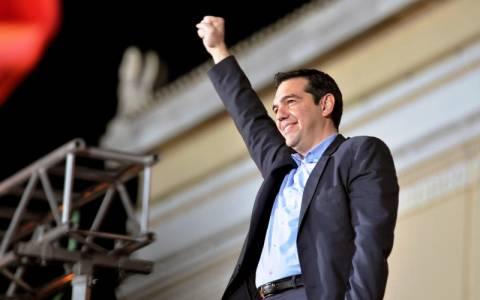 Αποτελέσματα εκλογών 2015-Επίκεται συνάντηση Τσίπρα - Θεοδωράκη