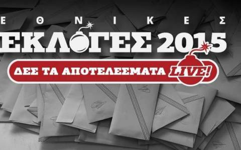 Αποτελέσματα εκλογών: Ντέρμπι στην Α' Αθηνών για τη ΝΔ