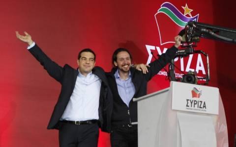 Πάμπλο Ιγκλέσιας: «Το 2015 θα είναι η χρονιά της αλλαγής»