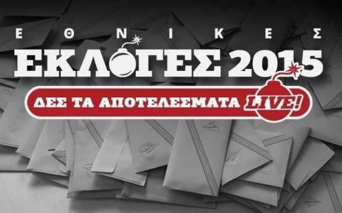 Αποτελέσματα εκλογών 2015: Ποιοι εκλέγονται στο Κιλκίς