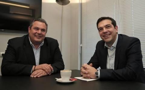 Κυβέρνηση ΣΥΡΙΖΑ - Liberation: Συμφωνία με τους ΑΝΕΛ
