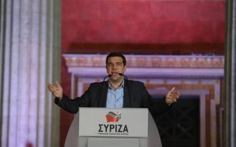 Κυβέρνηση ΣΥΡΙΖΑ: Στις 16:00 θα ορκιστεί ο Αλέξης Τσίπρας