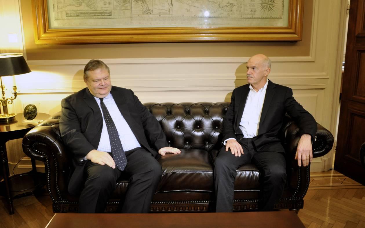 Δυο πρόεδροι μαλώνανε σε… ξένο αχυρώνα