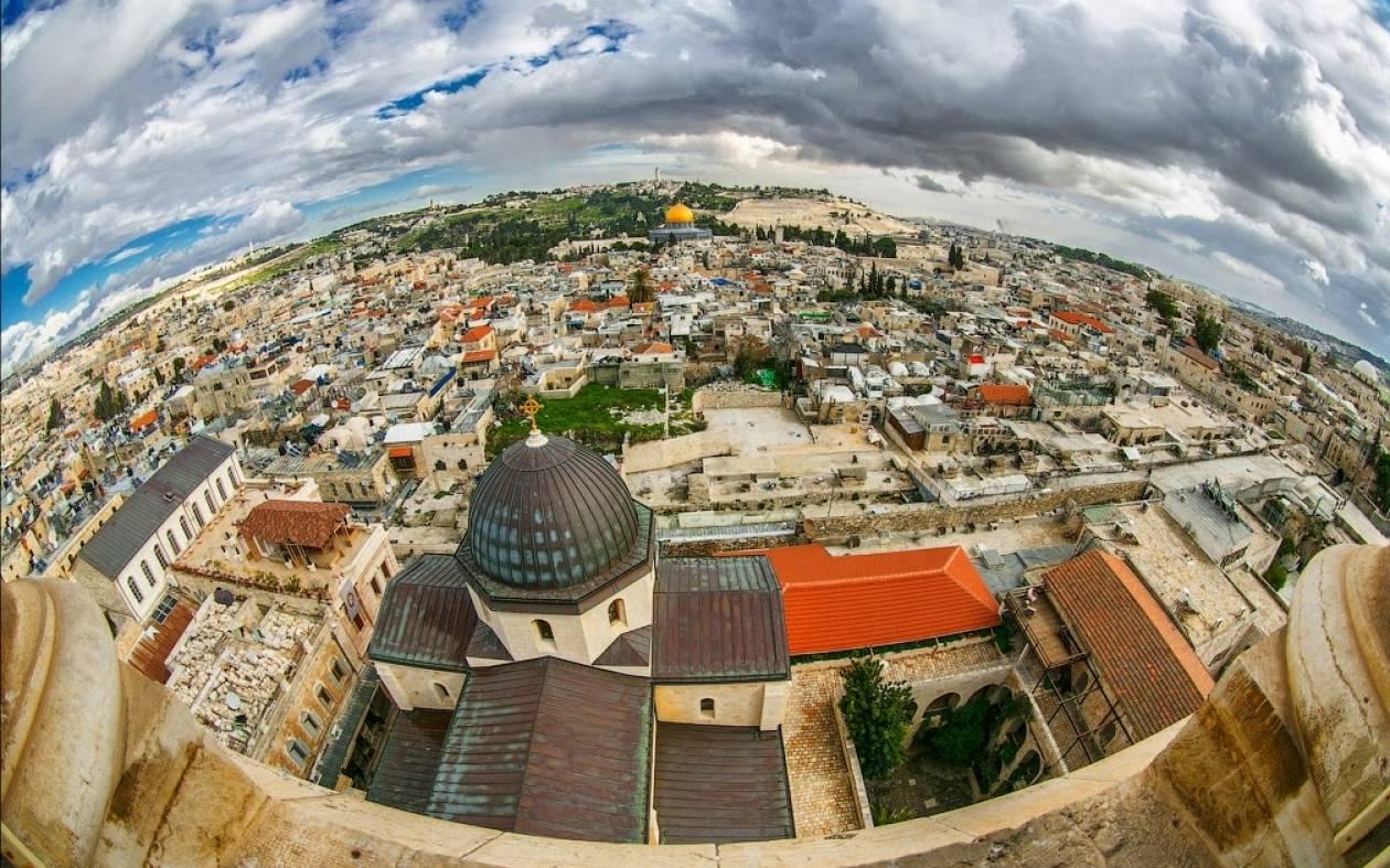 Ιερουσαλήμ: Στόχος εμπρηστικής επίθεσης κτίριο της Ελληνικής Ορθόδοξης Εκκλησίας