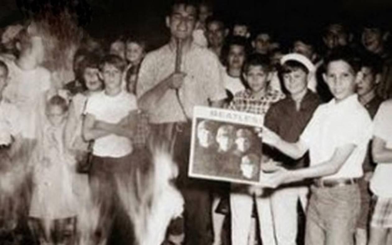 Σαν σήμερα το 1966 η διάσημη δήλωση του Λένον για τον Χριστό και του Beatles