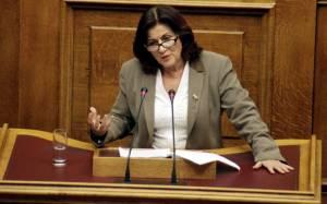 Θ. Φωτίου: Το νομοσχέδιο για την ανθρωπιστική κρίση είναι ένα πρώτο βήμα