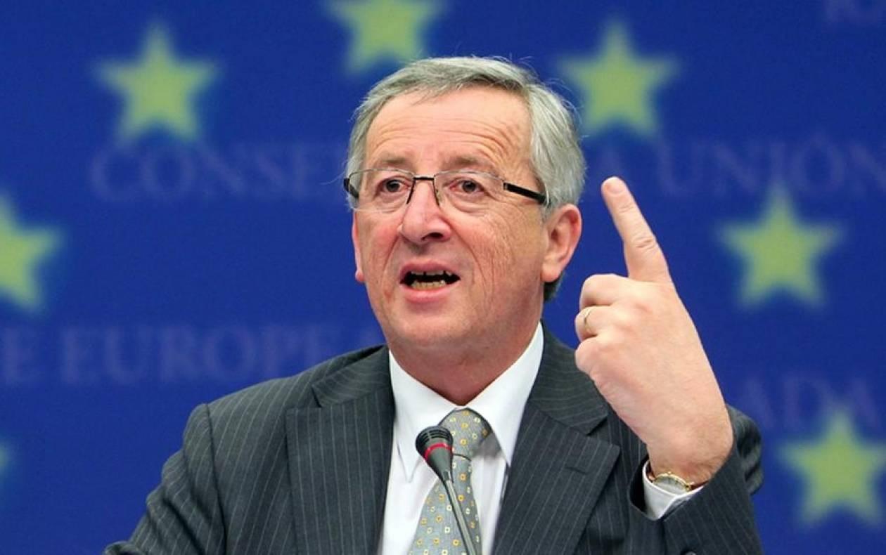 Γιούνκερ: «Δεν υπάρχει διαβολικό σχέδιο εναντίον της Ελλάδας»