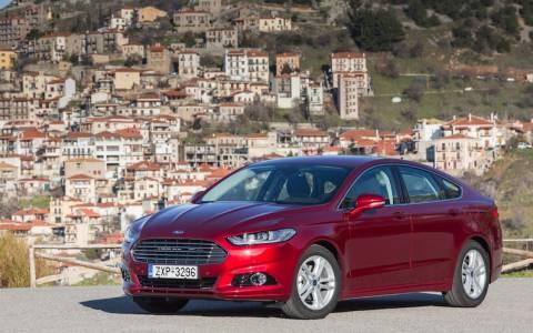 Ford: Πανελλήνια Παρουσίαση του νέου Mondeo (photos & Video)