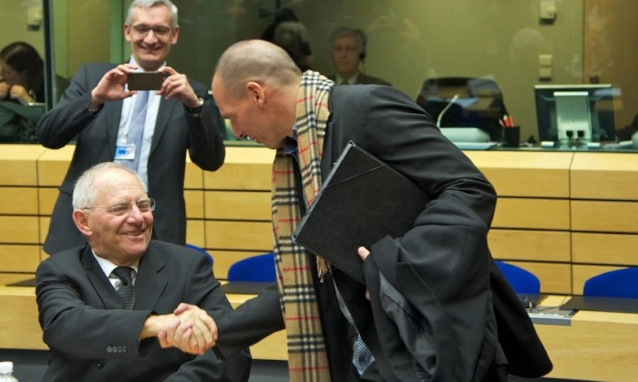 Ο «καυτός» διάλογος Βαρουφάκη – Σόιμπλε για το Grexit