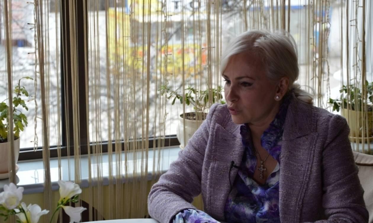 Κοβιτίδου: Η λύση της Ελλάδας είναι η Ρωσία
