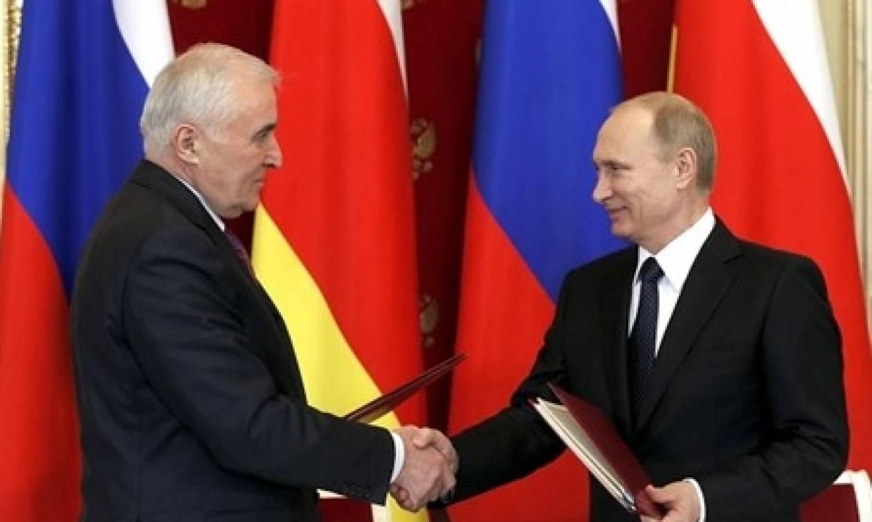 Η Ουάσιγκτον δεν αναγνωρίζει τη συνθήκη της Ρωσίας με τη Νότια Οσετία